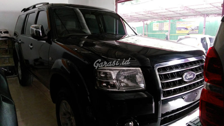 2008 Ford Everest XLT - Siap Pakai (preview-0)