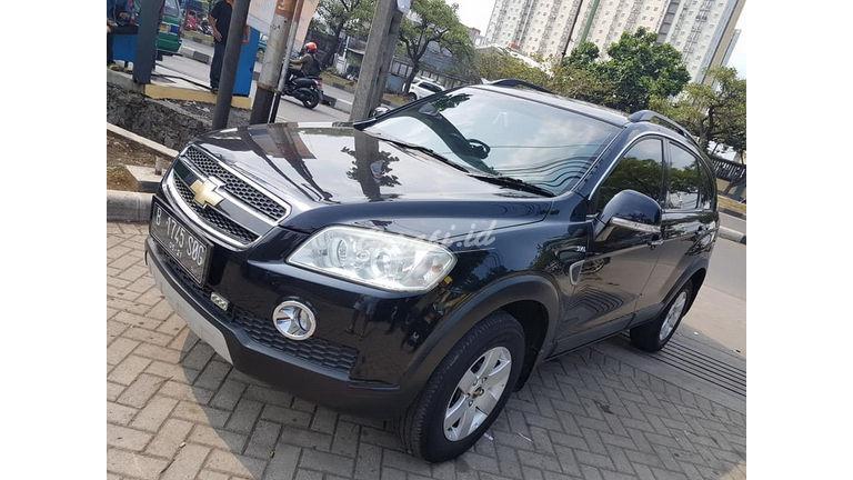 2011 Chevrolet Captiva 2.0 MT - Kredit Bisa Dibantu (preview-0)