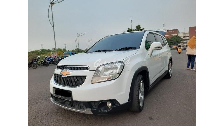 2015 Chevrolet Orlando LT - Mobil Pilihan (preview-0)