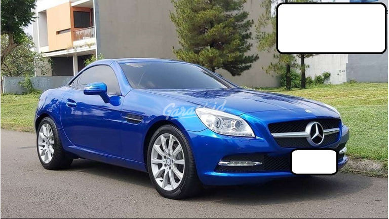 2014 Mercedes Benz Slk SEDAN - SIAP PAKAI (preview-0)