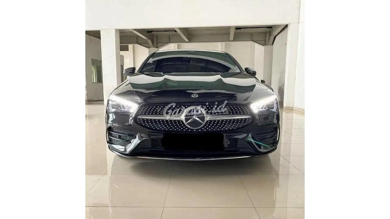 2019 Mercedes Benz CLA-Class 200 - Mobil Pilihan (preview-0)