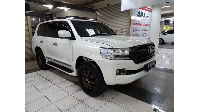 2011 Toyota Land Cruiser 200 LC ZX v8 - Limited Edition (preview-0)