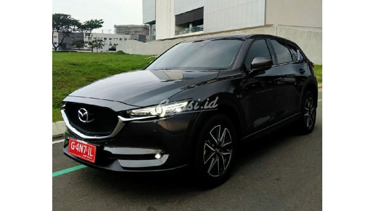2017 Mazda CX-5 Elite - Mobil Pilihan (preview-0)