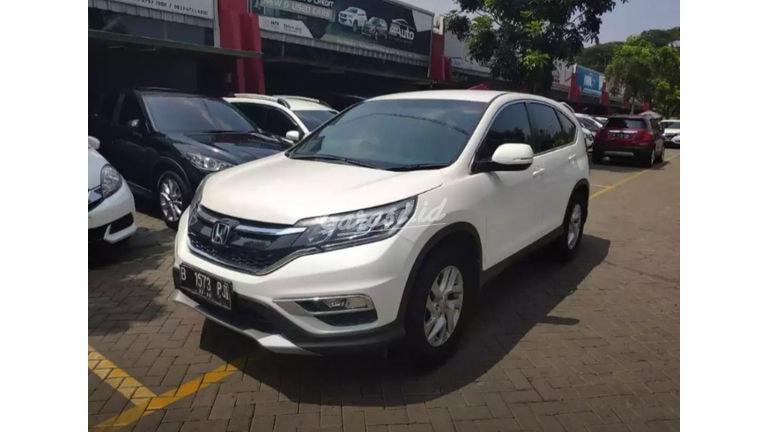 2015 Honda CR-V at - Istimewa Siap Pakai (preview-0)