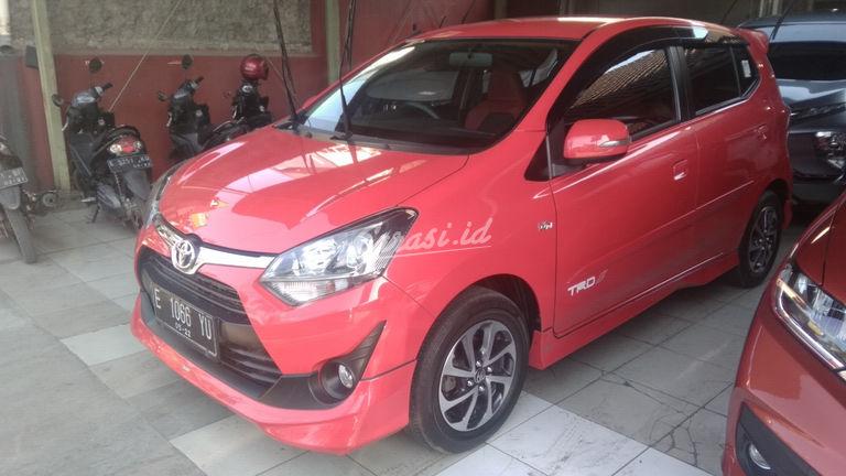 2017 Toyota Agya - Siap Pakai Mulus Banget (preview-0)
