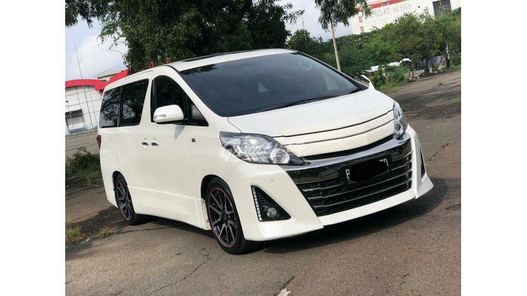 2013 Toyota Alphard GS - Barang Istimewa (preview-0)