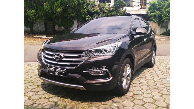 2016 Hyundai Santa Fe >> Jual Mobil Bekas 2016 Hyundai Santa Fe Limited Jakarta Timur 00gc714 Garasi Id