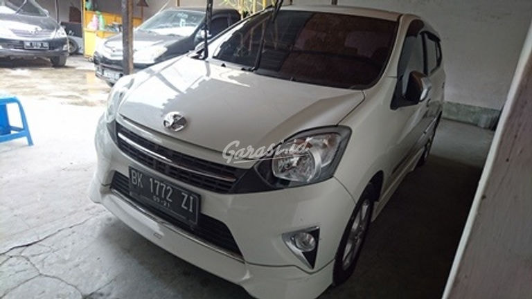2016 Toyota Agya TRD S - Nyaman Terawat (preview-0)