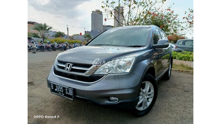 2010 Honda CR-V - Kondisi Mulus Tinggal Pakai (preview-0)