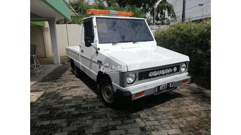 1985 Toyota Kijang Pick-Up kotak doyok - kiko / kijang doyok / kijang kotak / kijang kf20 (preview-0)