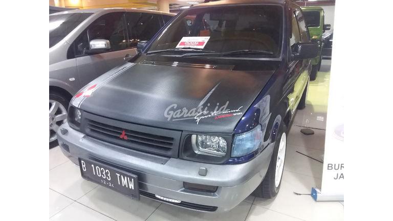 1996 Mitsubishi Rvr AT - Barang Bagus, Harga Menarik (preview-0)
