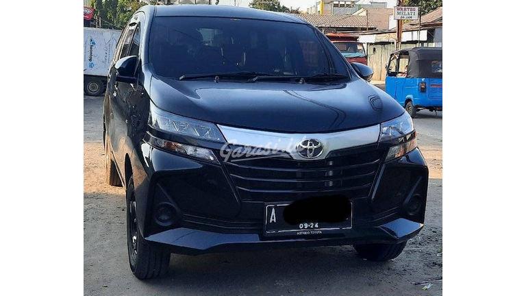 2019 Toyota Avanza E - Record Servise Resmi Toyota (preview-0)