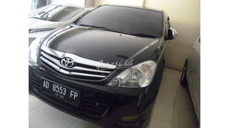 2009 Toyota Kijang Innova mt - Terawat Siap Pakai (preview-0)