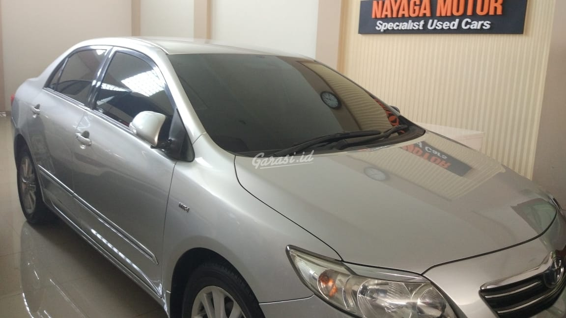 Used Toyota Corolla >> Jual Mobil Bekas 2008 Toyota Corolla Altis V 1 8 Kota Bandung 00dx739 Garasi Id