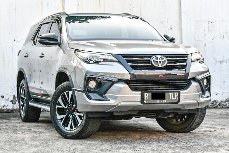Jual Mobil Bekas 2017 Toyota Fortuner VRZ TRD Jakarta ...