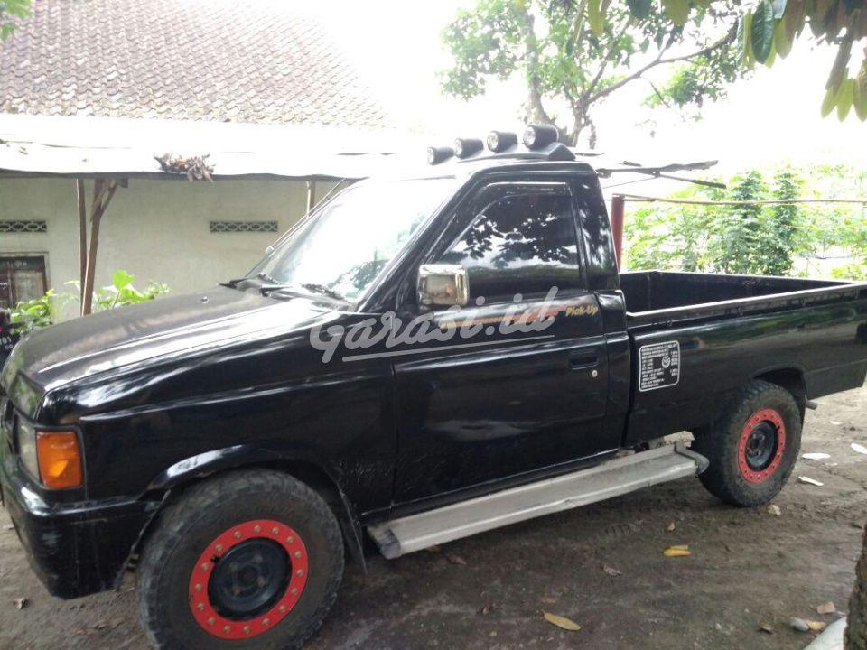Jual Mobil Bekas 1999 Isuzu Panther Pick Up 2 5 Direct Klaten 00be578 Garasi Id