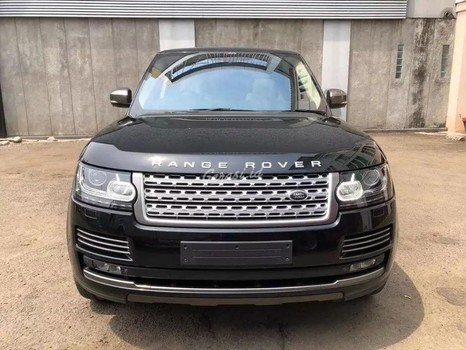 Land Rover Range Rover >> Jual Mobil Bekas 2013 Land Rover Range Rover Vogue Jakarta Selatan 00kj879 Garasi Id