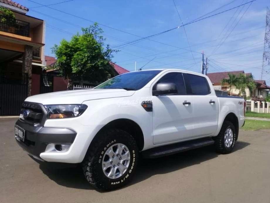 Ford Ranger 2017 >> Jual Mobil Bekas 2017 Ford Ranger Xls Jakarta Timur 00gj698 Garasi Id