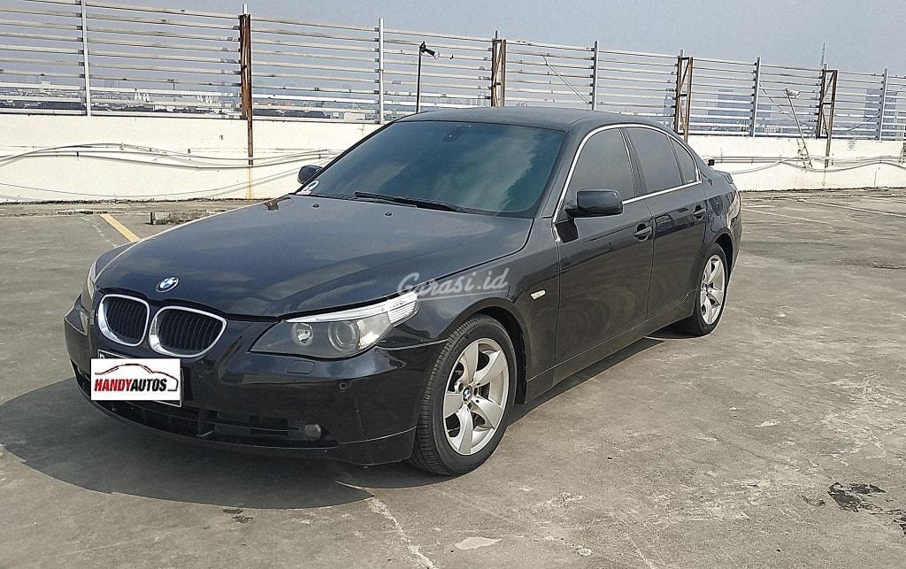 Jual Mobil Bekas 2004 Bmw 530i E60 Jakarta Selatan 00gz307 Garasi Id