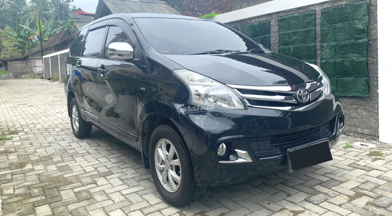 Jual Mobil Bekas 2015 Toyota Avanza G Sleman 00qq526 Garasi Id
